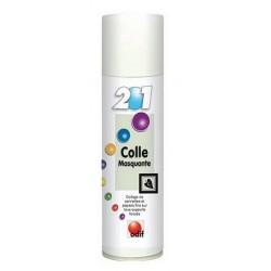 Colle masquante en spray