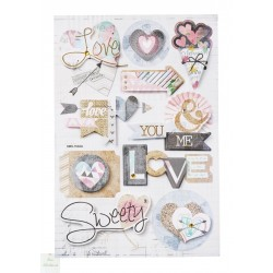 Stickers Mariage Trendy I
