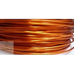 Fil aluminium orange 2mm