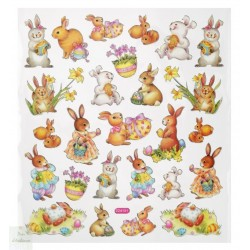 "Stickers "" Les lapins"""